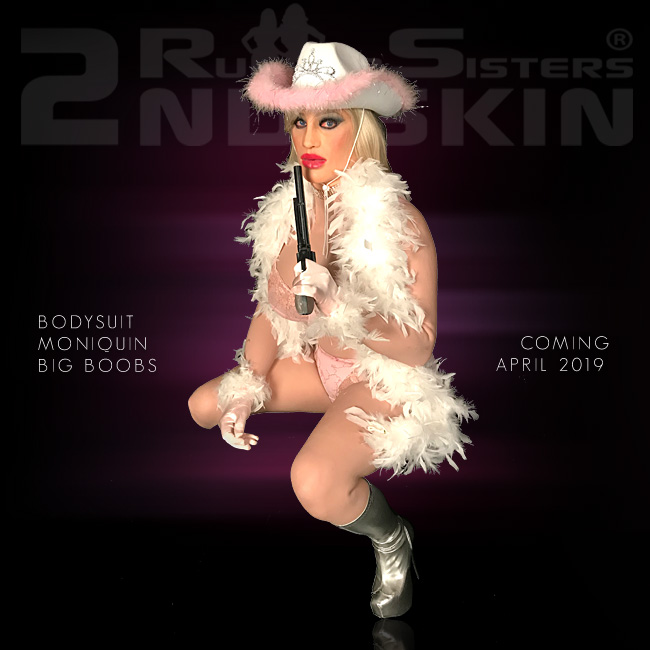 Rubbersisters / 2nd-skin Newsletter 2019/03