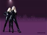 Rubbersistrs Wallpaper 1600x1200